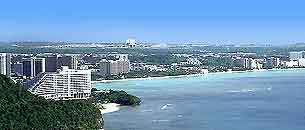 Guam Airport GUM