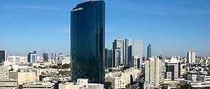 Tel Aviv Airport TLV